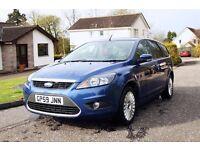 Ford Focus Estate - Blue Titanium Model - Heated seats, heated windscreens, cruise control