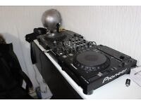 BRAND NEW CDJ 850ks & DJM 450 (Perfect Condition in Box)