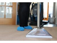 Carpet cleaning £45 for2 room