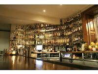 Commis Chef Required for Established Bar Restaurant
