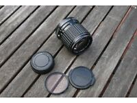 Pentax-M 135mm Prime Lens