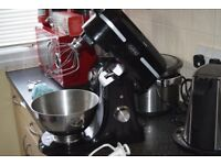 BELLING CAKE MIXER/LED LIGHT CAN BE SEEN WORKING