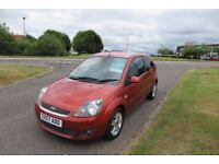 FORD FIESTA 1.2 ZETEC CLIMATE,2007,Alloys,Air Con,Full Service History,Very Clean Inside&Out