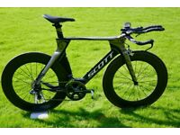 Scott Plasma 3 Premium TT / Tri Bike. Medium. 2012 Model (Bought New 2015)