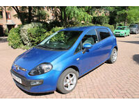 2010 Fiat Punto Evo -- 1.4 Petrol -- ONLY 1 Previous Owner -- 28K miles -- FSH -- Automatic