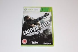 XBOX 360 Game - SNIPER ELITE V2