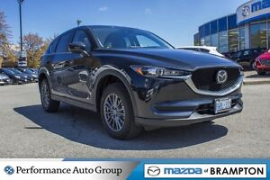 2017 Mazda CX-5 GS iACTIV|LEATHER|REAR CAM|BLUETOOTH