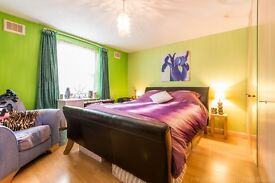 A spacious one bedroom garden maisonette converted within a Victorian house off Peckham Rye Park.