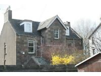 NOW LET 2 Bed Flat in Bridge of Allan, suit Mature Students/Professionals Only