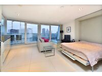 City Road EC1Y: Studio Apartment/ Contemporary Fittings / 24 Hr Concierge/ Available Now / Furnished