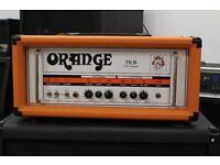 Sale or swap: Orange TH30 amp plus orange PPC 2 x 12 speaker cab