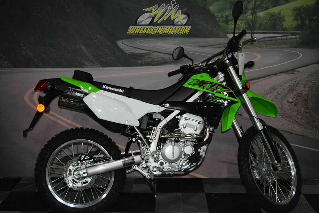 Picture of A 2020 Kawasaki KLX®250
