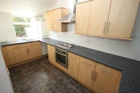 SOUTHSEA. REDECORATED 2 BEDROOM GARDEN FLAT TO RENT. UNFURNISHED.