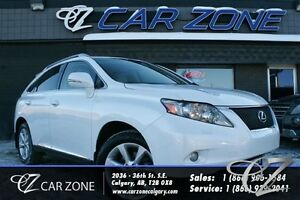 2010 Lexus RX 350 TOURING, ONE OWNER, NAVIGATION