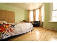 All Bills Included! Furnished Large First Floor Studio Flat Close To Turnpike Lane Piccadilly Line