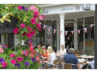 Senior Waiter/Supervisor required for busy, independent Restaurant in Tunbridge Wells