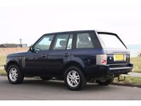 Range Rover V8 4.4HSE LPG / Petrol. 2004. Low 100k miles for year. Price reduction to £6750!!
