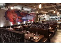 JINJUU is recruiting CHEFS of ALL LEVELS for NEW OPENING!