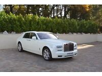 Rolls Royce Phantom / Ghost / Bentley Flying Spur / Merc S Class / for Wedding Car Hire