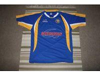 Shrewbury Town FC Football shirt . Circa 2008 -10