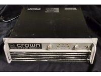 Crown MacroTech 5000VZ