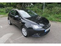 AUTOMATIC Seat Ibiza 1.2 TSI SE DSG 5dr with integrated SAT NAV