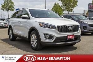 2016 Kia Sorento LX|BLUETOOTH|SAT RDIO|HTD SEATS|BUCKETS|ALLOYS|