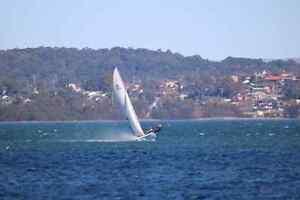 Nacra 5.8 catamaran Wollongong Wollongong Area Preview