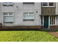 One bed room ground floor flat Ayr, Belmont Area.