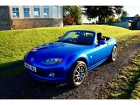 Mazda MX5, Stunning Condition, Only 60k Sport Kit and Alloys