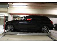 Secured (cameras and concierge) underground parking