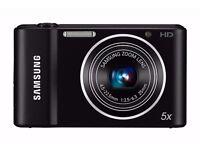 Samsung ST66 Compact Digital Camera - Black