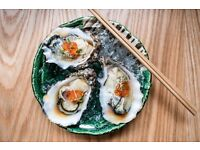 Head Chef for ANZU, Japanese brasserie, St James