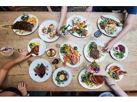 Three Crowns, Stoke Newington - Sous Chef & Chef de Partie