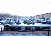 SE16 / SURREY QUAY !! STUNNING TOP FLOOR THREE DOUBLE BEDROOM SPLIT LEVEL FLAT !! AVAILABLE NOW