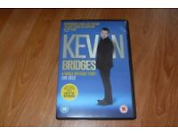 Kevin Bridges DVD - 'A whole different story - live 2015'. Great condition,