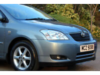 *Beautiful*Toyota Corolla Automatic , 62,000 Miles, 1.6 VVT-i T-Spirit, 5 Dr, Top Spec., 1 Year MOT