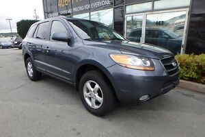 2009 Hyundai Santa Fe 3.3L AWD WITH LEATHER AND MOONROOF