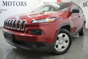 2016 Jeep Cherokee North Edition 4cyl. Bluetooth A/C