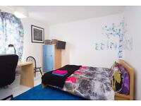 Big Room for a student, very close to Edinburgh Napier University (Craiglockhart),