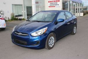 2016 Hyundai Accent GL SEULEMENT 7500 KM+BLUETOOTH+CRUISE+++