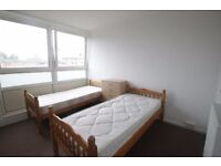 LOVELY TWIN ROOM TO OFFER IN KENTISH TOWN CLOSE TO GOSPEAL OAK STATION. 78K