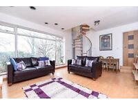 Modern four bedroom detached house for rent on Highland Road in Bromley