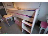 Dreams Cabin Bed (Jennie) Mid Sleeper
