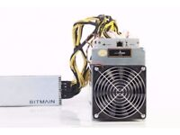 BRAND NEW Bitmain Antminer D3 19.3GH/s X11 Dashcoin Miner APW3++ Power supply Bristol £1,650