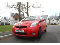 2011 Toyota Yaris 1.0 Spirit – 3 Doors Manual- 33K millage