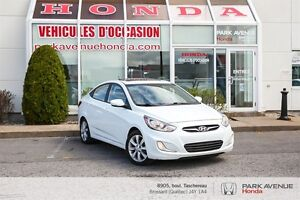 2014 Hyundai Accent GLS*Bluetooth*Toit ouvrant* Mags*