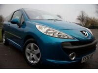 Peugeot 207 1.4 petrol stunning example