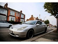 Toyota Celica VVTI 1.8, Mint Condition