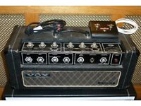 Vox Conqueror guitar amplifier late 60s